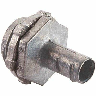 HALEX 3/8 IN. FLEXIBLE METAL CONDUIT (FMC) SCREW-IN CONNECTOR