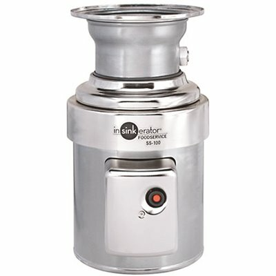 INSINKERATOR 1 HP COMMERCIAL GARBAGE DISPOSAL SINGLE PHASE