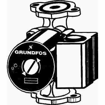 GRUNDFOS 3 SPD CRCLTR PMP 1/25HP 115V