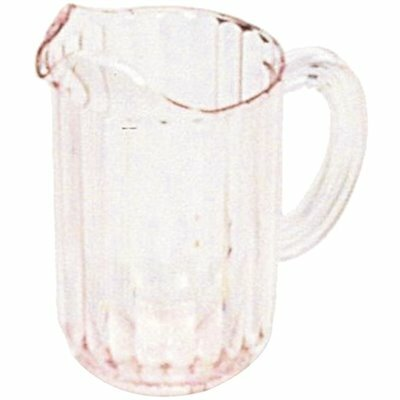 RUBBERMAID COMMERCIAL PRODUCTS 60 OZ. BOUNCER PLASTIC PITCHER