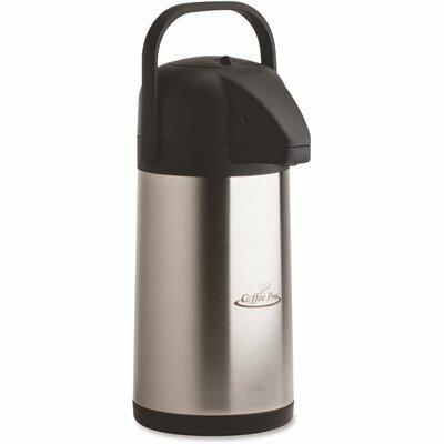 COFFEE PRO VACUUM-INSULATED AIRPOT