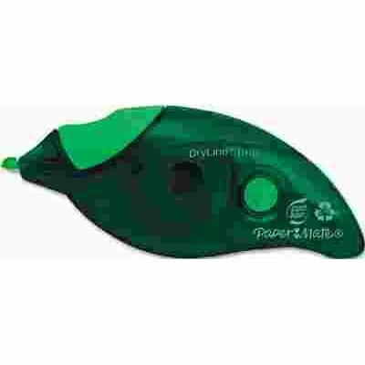 SANFORD DRYLINE GRIP CORRECTION TAPE, RECYCLED DISPENSER, 1/5 IN. X 335 IN., 2/PACK