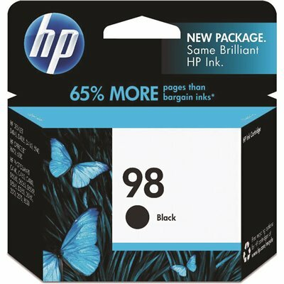 HP (HP 98) INK 420 PAGE-YIELD IN BLACK