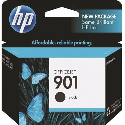 HP (HP 901) INK 200 PAGE-YIELD IN BLACK