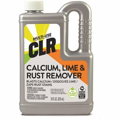 CLR 28 OZ. CALCIUM, LIME AND RUST REMOVER