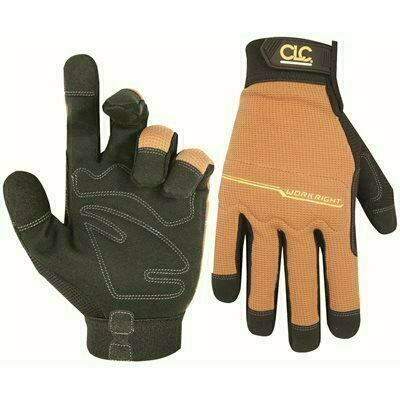 CLC WORKRIGHT LARGE HIGH DEXTERITY WORK GLOVES