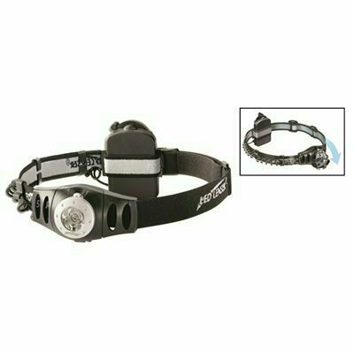 LED HEADLAMP WITH VARIABLE LIGHT OUTPUT 153 LUMENS