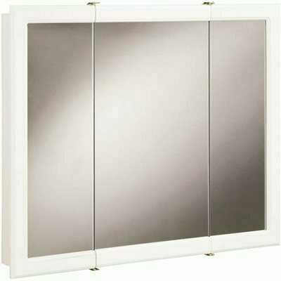 DESIGN HOUSE 30 IN. X 30 IN. SURFACE-MOUNT MEDICINE CABINET