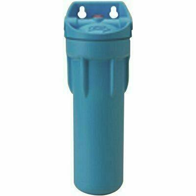 PENTAIR OMNIFILTER WATER FILTER HOUSING 10 IN. BLUE - PENTAIR PART #: OB1-S-S18