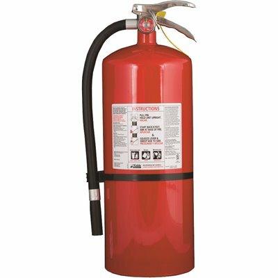 KIDDE PRO PLUS 20 MP 6-A;120-B:C FIRE EXTINGUISHER - KIDDE PART #: 468003