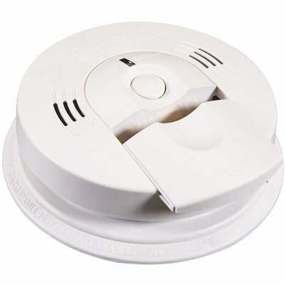 KIDDE BATTERY OPERATED COMBINATION SMOKE AND CARBON MONOXIDE DETECTOR WITH VOICE ALERT AND INTELLIGENT HAZARD SENSING - KIDDE PART #: 21029902