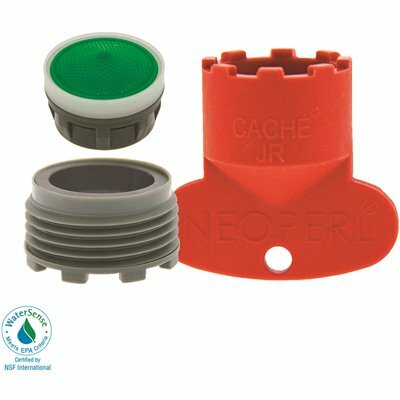 CACHE REPLACEMENT KIT FOR MOEN FAUCETS WITH PERLATOR 1.5 GPM JUNIOR INSERT - NEOPERL PART #: 5406910