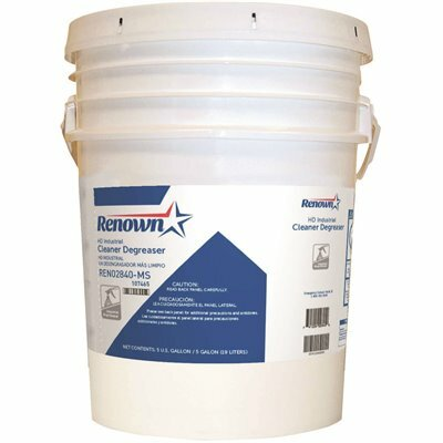 RENOWN HD 5 GAL. INDUSTRIAL CLEANER DEGREASER (1-PAIL) - RENOWN PART #: 111454
