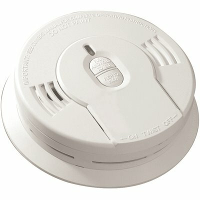 Sentinel 10 Year Sealed Battery Smoke Detector With Ionizati