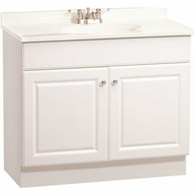 Rsi Home Products 36 In X 31 In X 18 In Richmond Bathroom Vanity Cabinet With