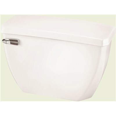 GERBER ULTRA FLUSH 1.6 GPF PRESSURE ASSISTED TOILET TANK ONLY IN WHITE