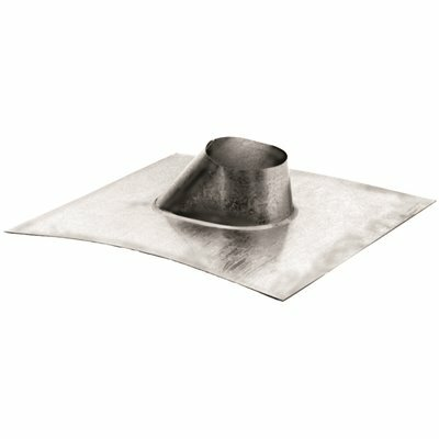 DURAVENT 3 IN. X 16 IN. TYPE B GAS VENT ADJUSTABLE FLASHING FOR CHIMNEY PIPE