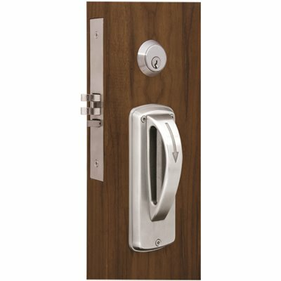 TOWNSTEEL MRXA SERIES LIGATURE RESISTANT STAINLESS STEEL MORTISE LOCK INST PRIVACY ARCH TRIM DESIGN