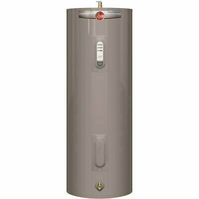 RHEEM PRO CLASSIC PLUS 50 GAL TALL 8-YEAR 240-VOLT 4500-WATT RESIDENTIAL ELECTRIC WATER HEATER