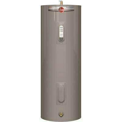 RHEEM PRO CLASSIC PLUS 55 GAL. TALL 8 YEAR 4500/4500-WATT ELECTRIC RESIDENTIAL WATER HEATER