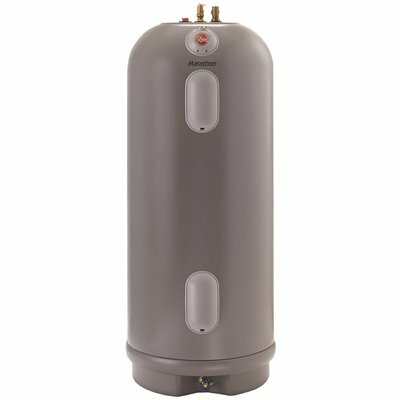 RHEEM MARATHON 75 GAL. LIFETIME 4500/4500-WATT NON-METALLIC COMMERCIAL ELECTRIC WATER HEATER