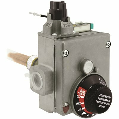 RHEEM PROTECH GAS VALVE THERMOSTAT - NATURAL GAS