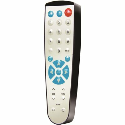 CLEAN REMOTE REMOTE CONTROL FOR ALL SAMSUNG AND LG TVS. FULL FUNCTION REMOTE CONTROL. NO PROGRAMMING, JUST INSTALL BATTERIES.
