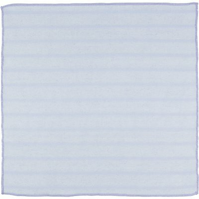 RENOWN 16 IN. X 16 IN. SCRUBBING MICROFIBER CLOTH IN BLUE (12-PACK)