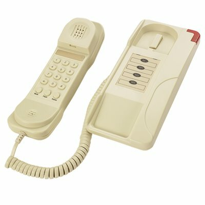 LODGING STAR GUESTROOM PHONE TRIMLINE, BEIGE