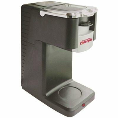 LODGING STAR MINI Q PLUS SINGLE SERVE COFFEE MAKER WITH AIR PUM