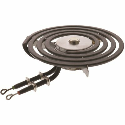 EXACT REPLACEMENT PARTS 6 IN. SURFACE BURNER WITH SENSOR