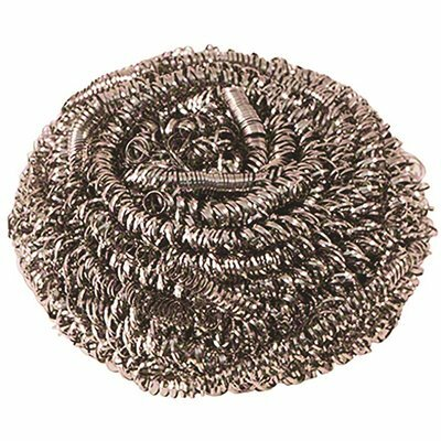 50 G STAINLESS STEEL SCRUBBER (6/12-CASE)