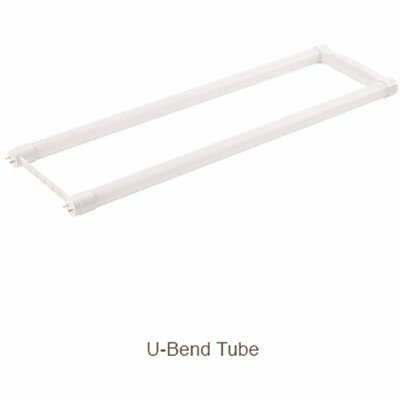 15-WATT 6 IN. U-BENT T8 LED LIGHT BULB (1-BULB)
