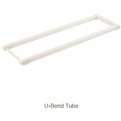 18-WATT LINEAR T8 U-BEND LED LIGHT BULB (1-BULB)