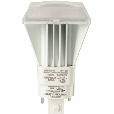 26,32, OR 42-WATT EQUIVALENT T4 2-PIN VERTICAL CFL REPLACEMENT LIGHT BULB WARM WHITE (1-BULB)