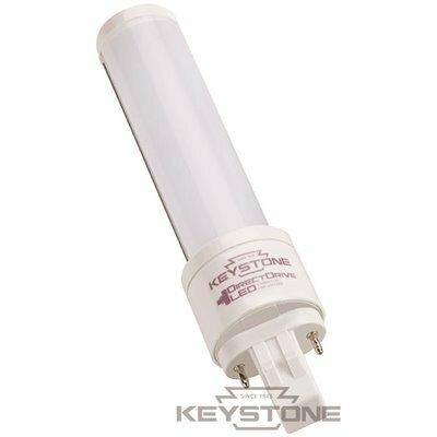 13-WATT EQUIVALENT T4 2-PIN HORIZONTAL CFL REPLACEMENT LIGHT BULB WARM WHITE (1-BULB)