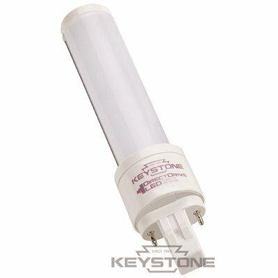 13-WATT EQUIVALENT T4 2-PIN HORIZONTAL CFL REPLACEMENT LIGHT BULB COOL WHITE (1-BULB)