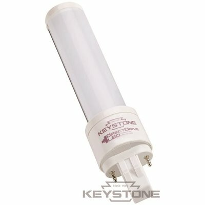 13-WATT EQUIVALENT T4 2-PIN HORIZONTAL CFL REPLACEMENT LIGHT BULB COOL WHITE (1-BULB)