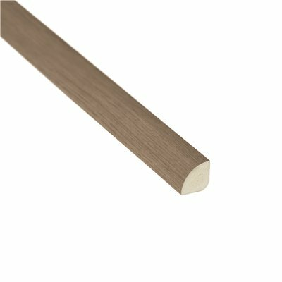 SHAW MANOR OAK TAHOE 3/4 IN. THICK X 5/8 IN. WIDE X 94 IN. LENGTH VINYL QUARTER ROUND MOLDING