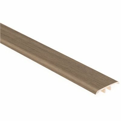 SHAW MANOR OAK TAHOE 3/16 IN. THICK X 1-3/4 IN. WIDE X 72 IN. LENGTH VINYL T-MOLD MOLDING