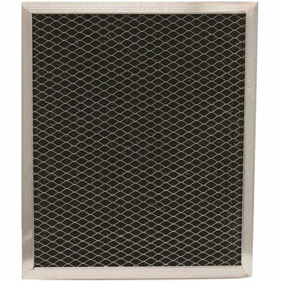 ALL-FILTERS 8.75 IN. X 10.5 IN. X 5 IN. CARBON RANGE HOOD FILTER