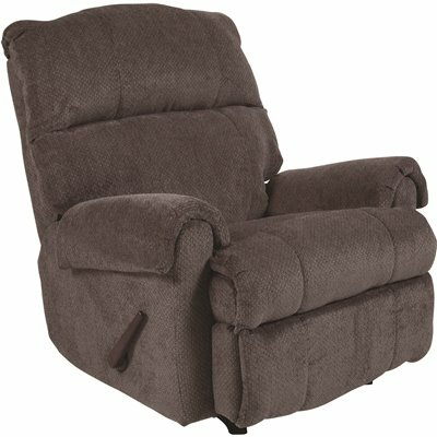 FLASH FURNITURE KELLY GRAY RECLINER