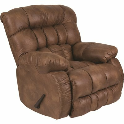 FLASH FURNITURE PADRE ALMOND RECLINER