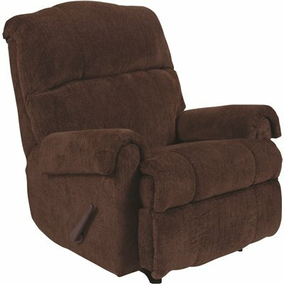 FLASH FURNITURE KELLY CHOCOLATE RECLINER
