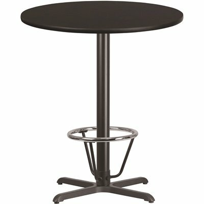 CARNEGY AVENUE BLACK DINING TABLE