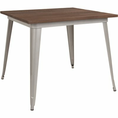 CARNEGY AVENUE SILVER DINING TABLE