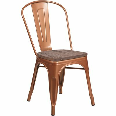 CARNEGY AVENUE COPPER SIDE CHAIR