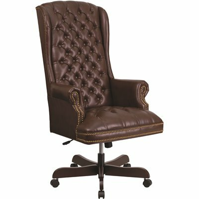 FLASH FURNITURE BROWN OFFICE/DESK CHAIR