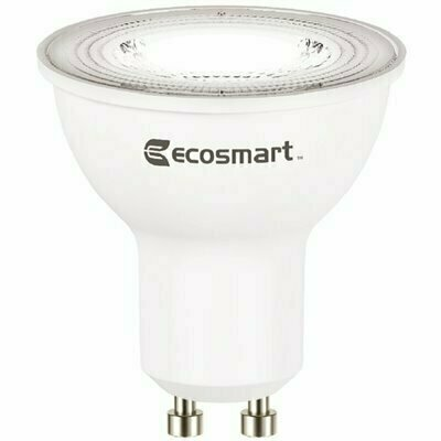 ECOSMART 50-WATT EQUIVALENT MR16 DIMMABLE LED LIGHT BULB BRIGHT WHITE (12-PACK)