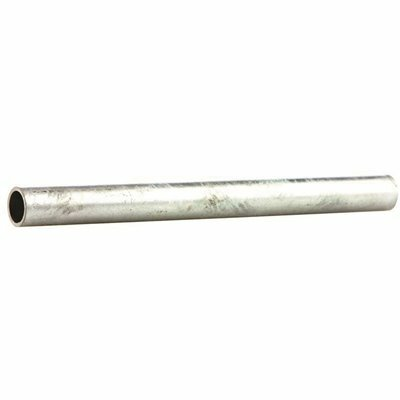 MUELLER STREAMLINE 1 IN. X 18 IN. GALVANIZED STEEL PIPE